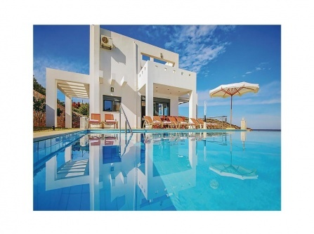 Six-Bedroom Holiday Home in Lasithi, Crete