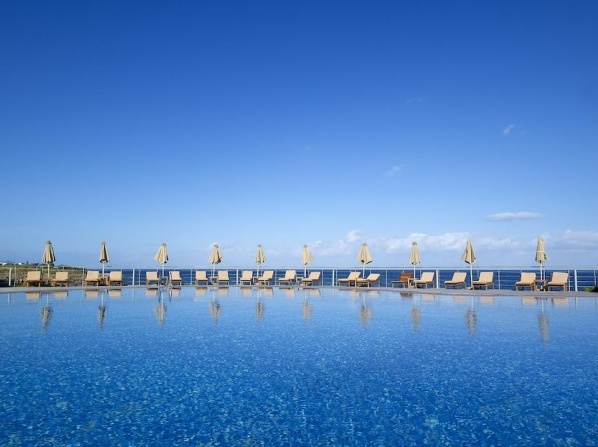 The Royal Blue a Luxury Beach Resort