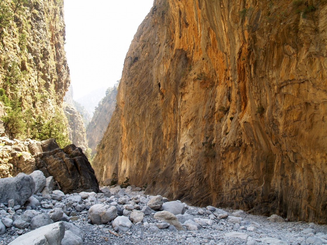 Samaria gorge,Greece